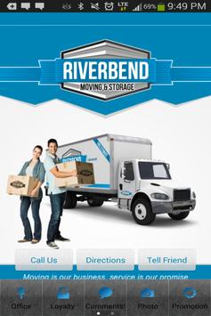 Riverbend Movers and Storage poster