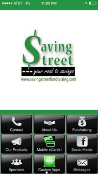 Saving Street poster