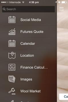 Wool Market App apk screenshot