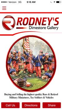 Rodney's Dimestore Gallery poster