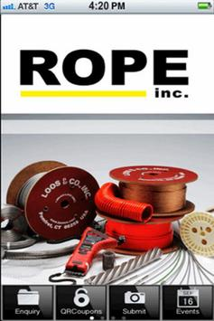 Rope INC poster