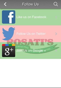 Rosati's Pizza Broadway apk screenshot