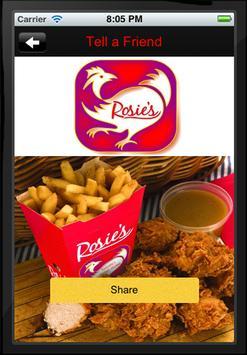Rosies Chicken apk screenshot