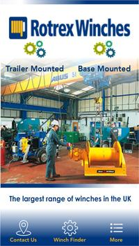 Rotrex Winches poster