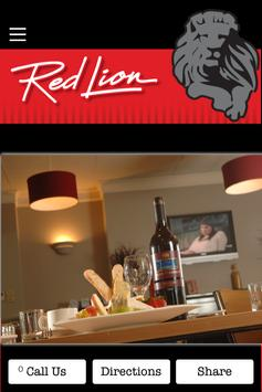 The Red Lion Hotel poster