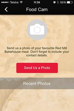 the red mill bakehouse apk screenshot