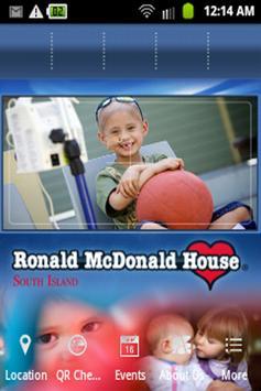 Ronald McDonald House SI poster