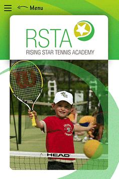 Rising Star Tennis Academy poster