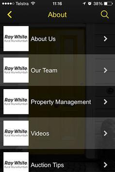 Ray White Murwillumbah apk screenshot