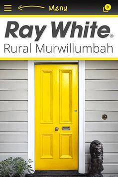 Ray White Murwillumbah poster