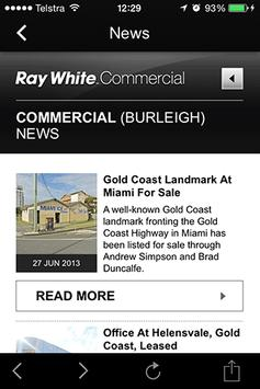 Ray White Business Brokers apk screenshot