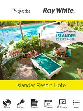 Ray White The Islander Resort apk screenshot
