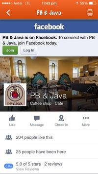 PB & Java apk screenshot