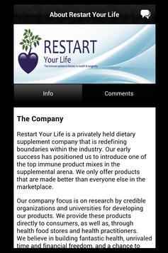 Restart Your Life - iToolz apk screenshot