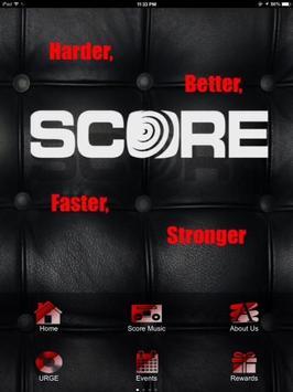 Score Bar & Nightclub Miami poster
