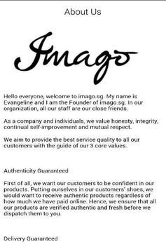 Imago poster