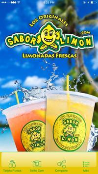 Sabor Limón poster
