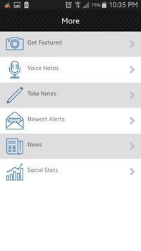 The George Winston App apk screenshot