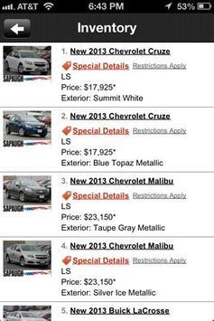 Sapaugh GM Country apk screenshot