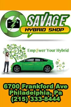 Savage Automotive apk screenshot