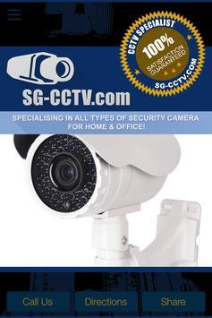 CCTV Singapore poster
