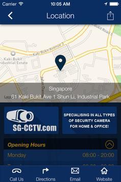 CCTV Singapore apk screenshot