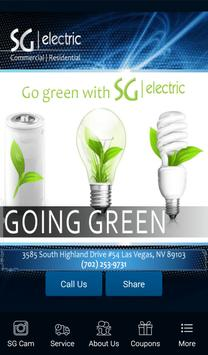 SG Electric Company poster