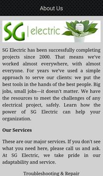 SG Electric Company apk screenshot