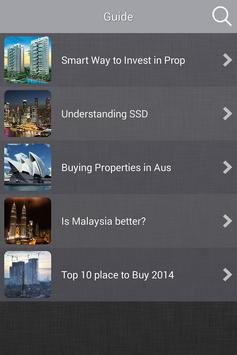 SG Property Investment apk screenshot
