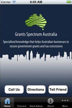Grants Australia poster