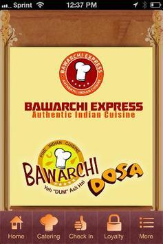 Bawarchi Express San Diego poster