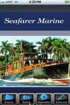 Seafarer Marine poster
