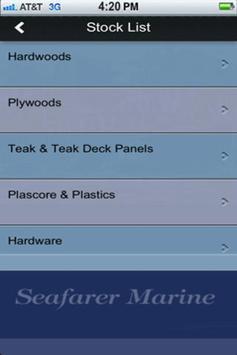 Seafarer Marine apk screenshot