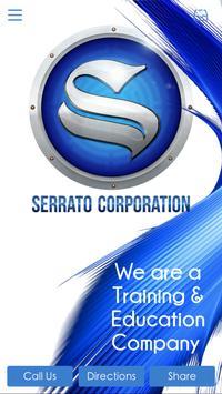 Serrato Corp - Training & Educ poster