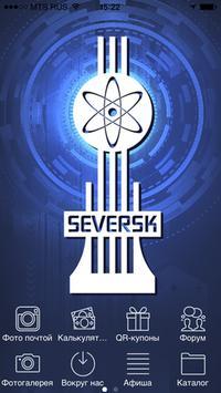 Seversk poster