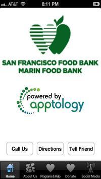 San Francisco Food Bank poster