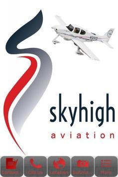 Sky High Aviation Academy poster