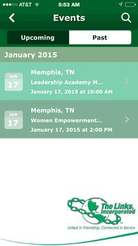Shelby County (TN) Links apk screenshot