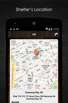 Shelter Italian Bar Restaurant apk screenshot