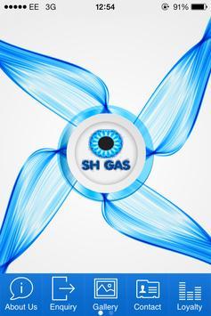 SH Gas poster