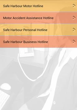 Safe Harbour SG apk screenshot