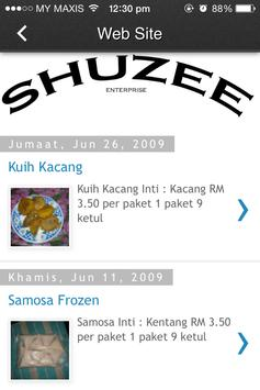Shuzee Enterprise apk screenshot