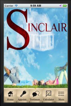 Sinclair Custom Homes poster