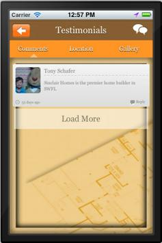 Sinclair Custom Homes apk screenshot