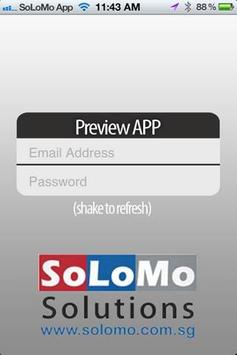 SoLoMo Solutions apk screenshot