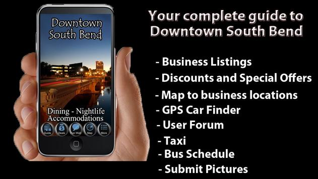 Downtown South Bend apk screenshot