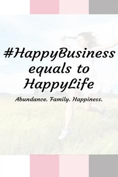 HappyBusinessHappyLife apk screenshot