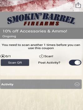 Smokin Barrel Firearms apk screenshot