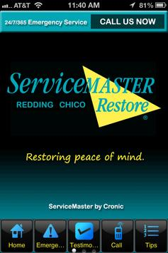 ServiceMaster by Cronic poster