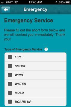 ServiceMaster by Cronic apk screenshot